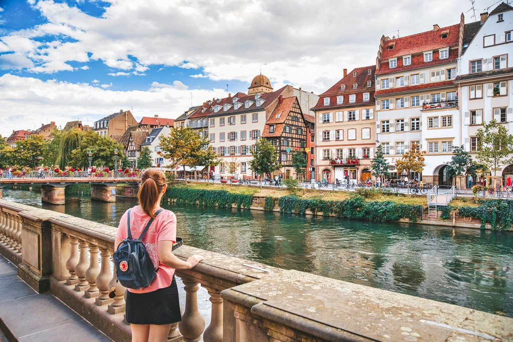 Straßburg – Von mittelalterlichen Gassen und malerischen Brücken